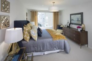 Darley Green bedroom