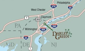 New Delaware Townhomes Darley Green