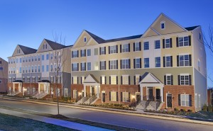 Darley Green townhomes