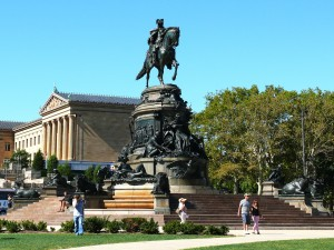 Washington Monument Philadelphia