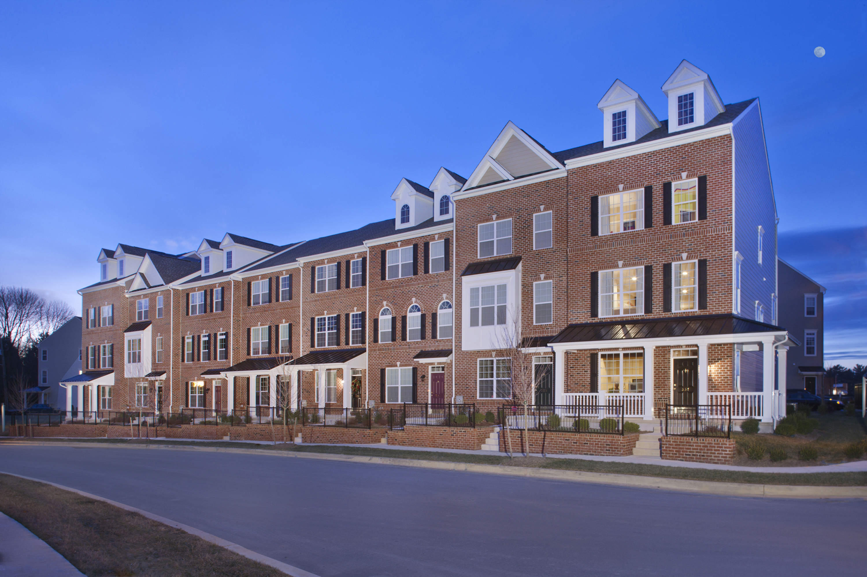 Philadelphia Townhomes New Construction Homes