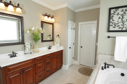 Captivating Full Bathroom Remodel