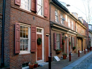 historic district Philadelphia