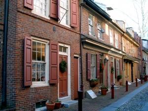 historic district Philadelphia