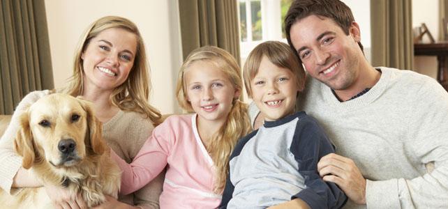 Darley Green family