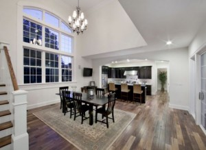 Darley Green condo interior