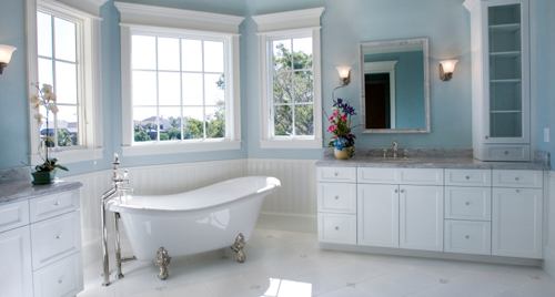 Bathroom remodel delaware home improvement contractors for New model bathroom design