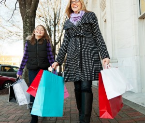 holiday shopping in wilmington