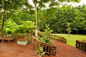 deck addition