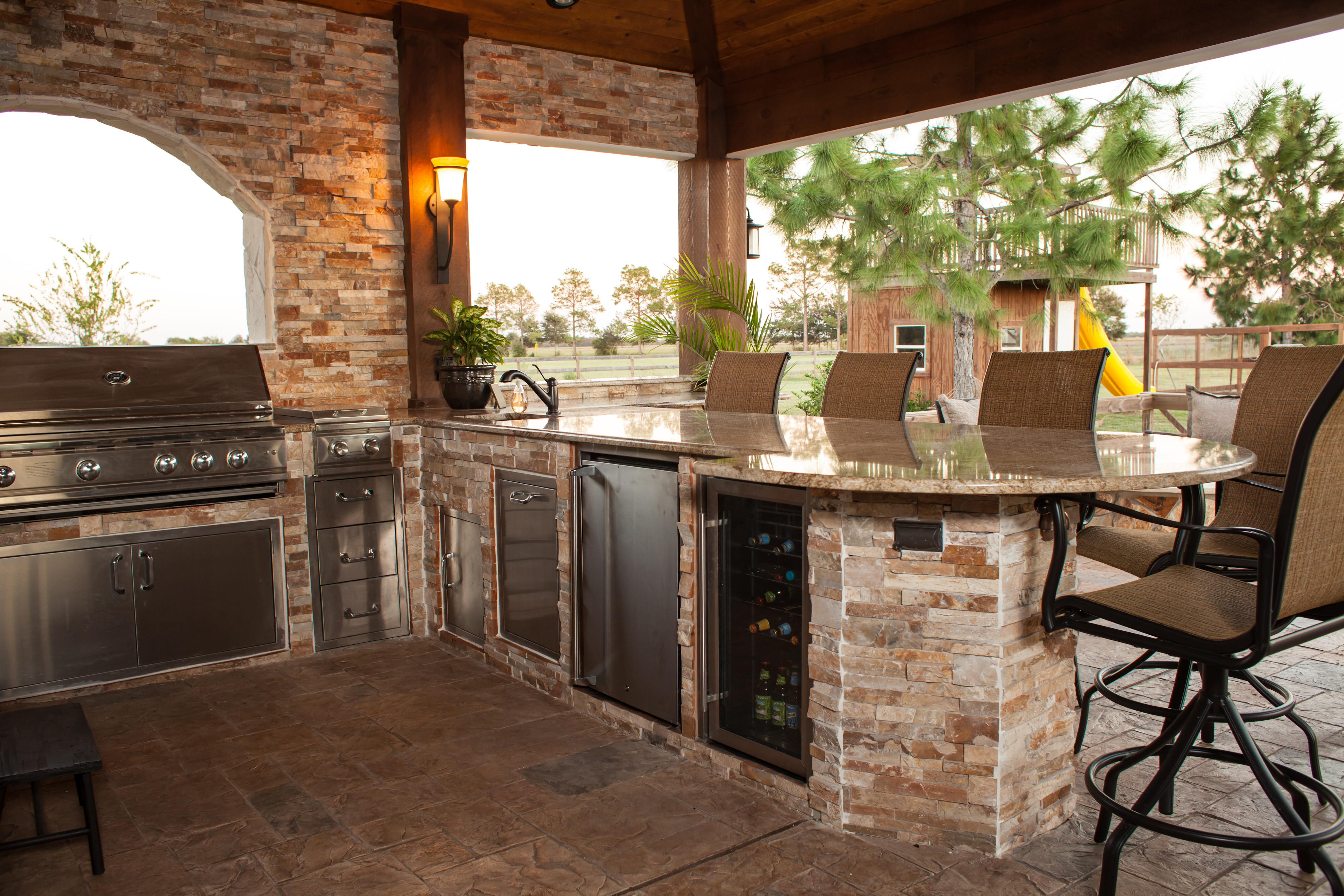 Outdoor Kitchen Outdoor Kitchen Remodeling Delaware Home Addition Experts
