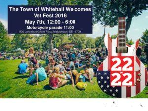 Vet Fest Town of Whitehall