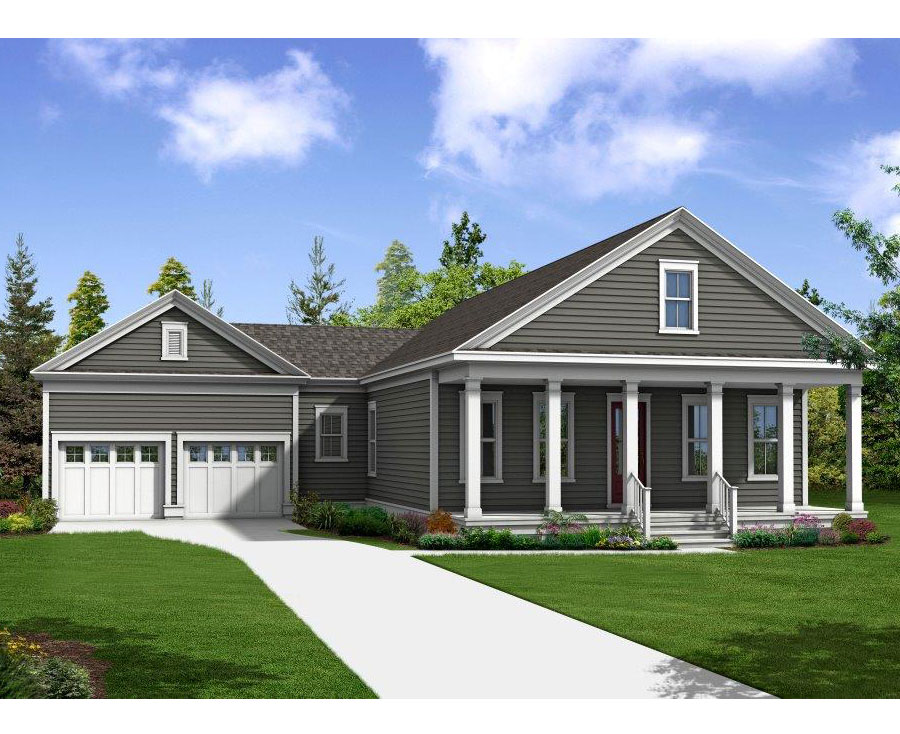 Ranch style homes vs two story which is best - What is a ranch style home ...
