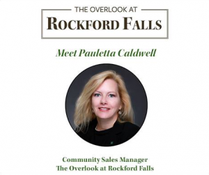 Pauletta Caldwell The Overlook at Rockford Falls