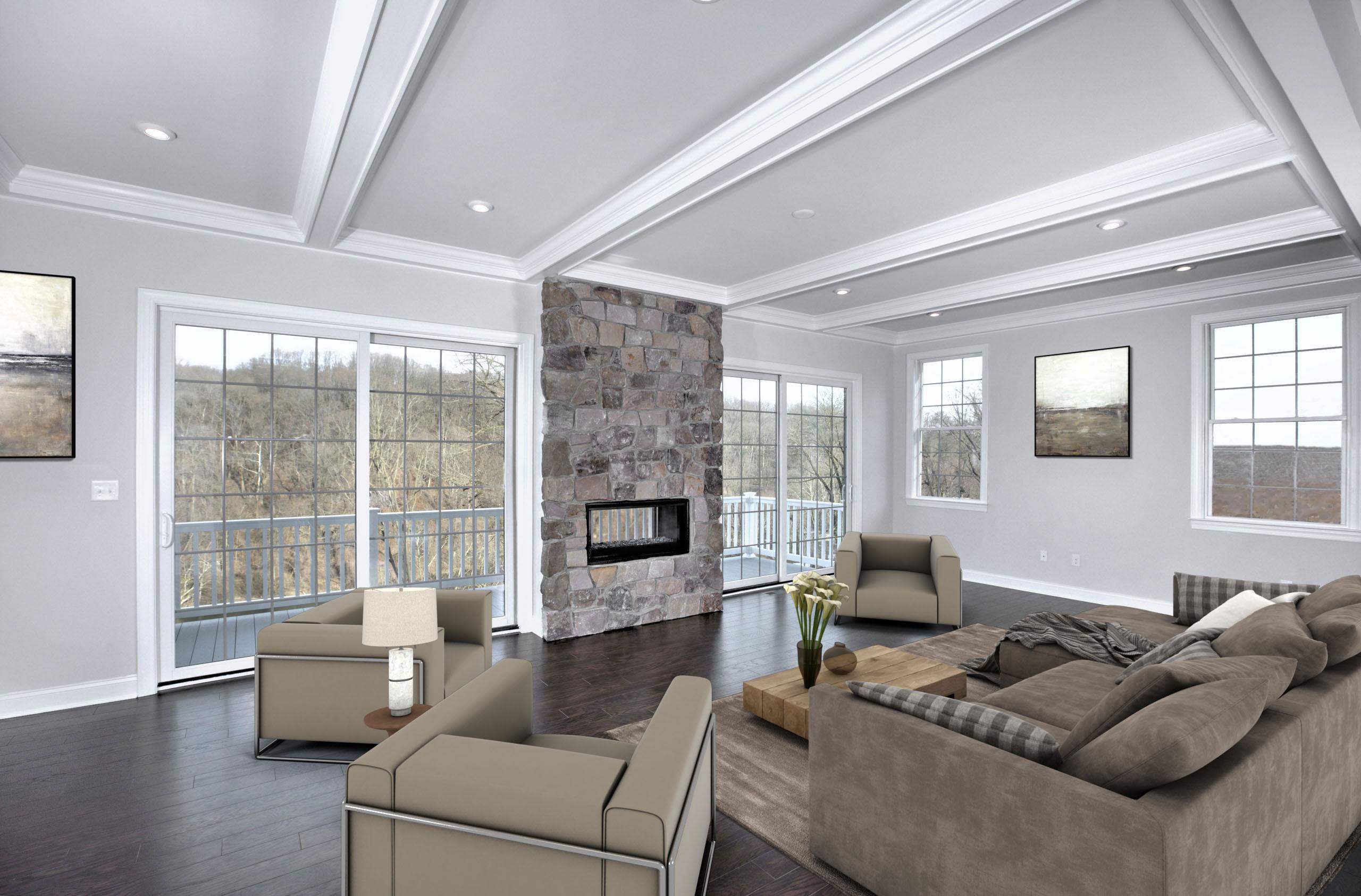 Delaware Custom Home Builders Montchanin Custom Built Luxury Homes