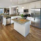 model Darley Green kitchen