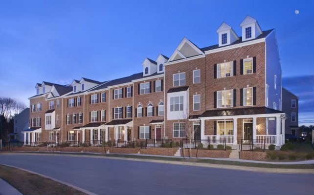 Excellent Darley Green Delaware Townhomes By Montchanin Builders Home Interior And Landscaping Transignezvosmurscom
